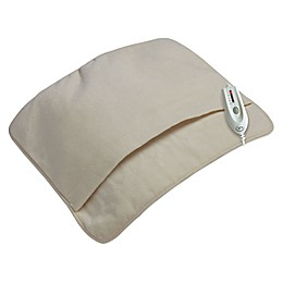 Serta Foot Warmer with 4-Setting Control in Ivory
