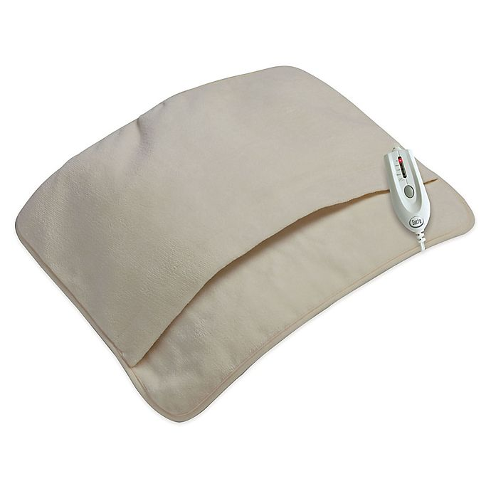 Serta Foot Warmer With 4 Setting Control In Ivory Bed