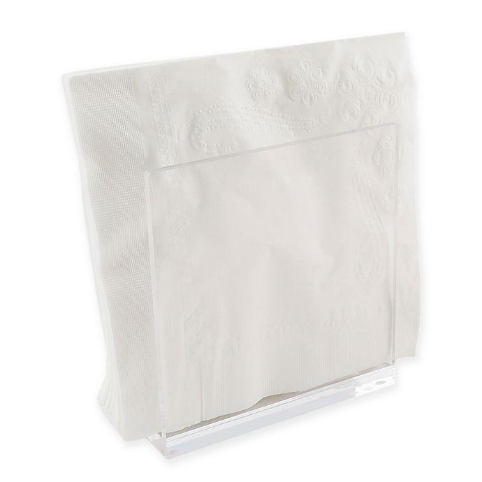 Alternate image 1 for Thirstystone Resources® Acrylic Napkin Holder