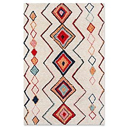 Novogratz Olivia Hand-Tufted Multicolored Area Rug