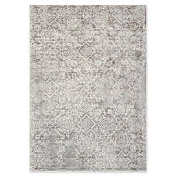 Kathy Ireland® Home Desert Skies 3'9 x 5'9 Area Rug in Grey