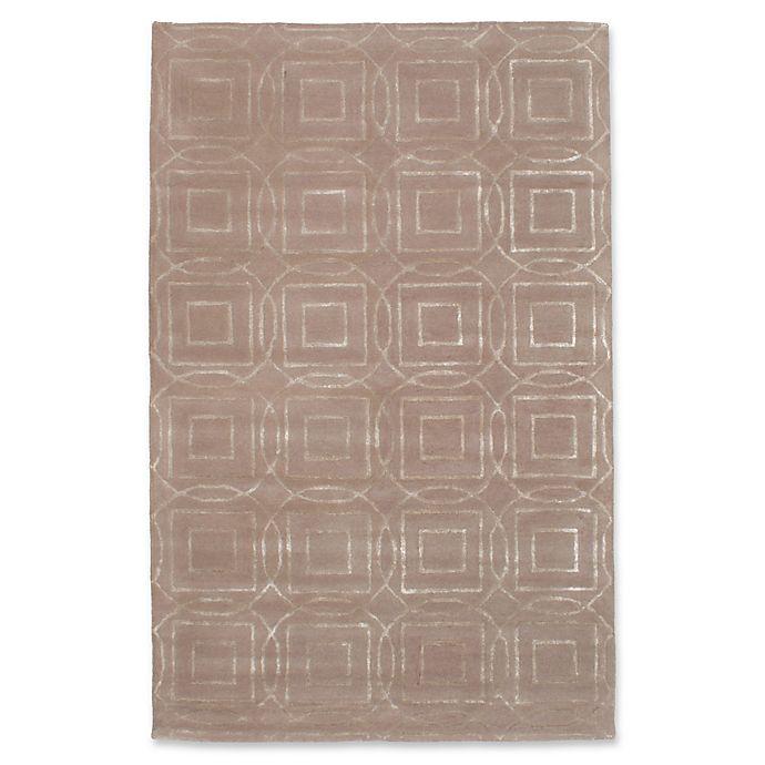 Alternate image 1 for ECARPETGALLERY Kasbah 5' x 8' Hand Tufted Area Rug in Tan