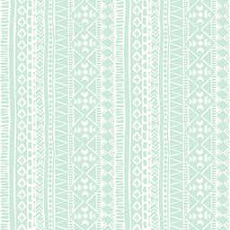 RoomMates® Tribal Peel & Stick Wallpaper in Teal