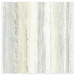 RoomMates® Watercolor Stripe Peel & Stick Wallpaper