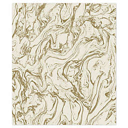 RoomMates® Marble Peel & Stick Wallpaper in Gold