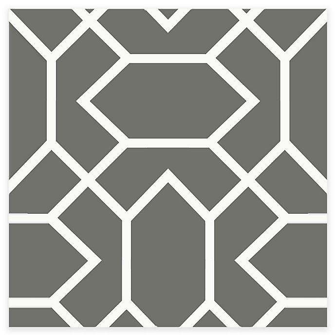 Alternate image 1 for RoomMates® Modern Geometric Peel & Stick Wallpaper