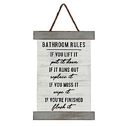 Bathroom Wall Decor Bed Bath Beyond