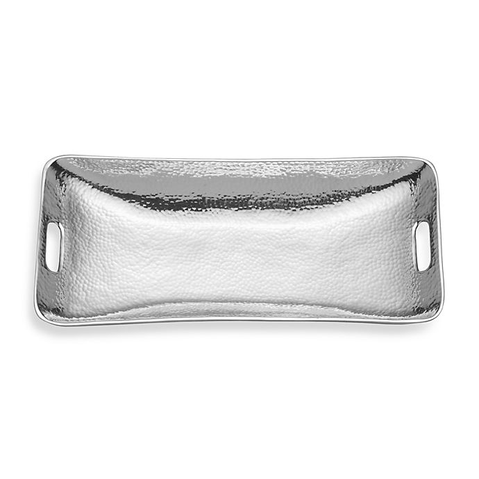 Alternate image 1 for Towle® Hammersmith 18.5-Inch Rectangular Tray