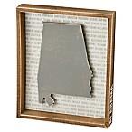 Primitives by Kathy® 12-Inch x 10-Inch Alabama Wood Wall Art