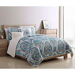 VCNY Home Eloise Reversible Quilt Set
