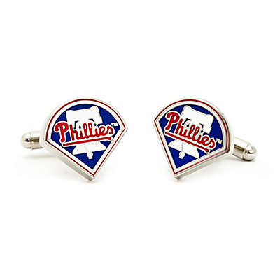 MLB Philadelphia Phillies Cufflinks