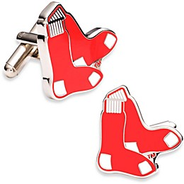 MLB Boston Red Sox Cufflinks