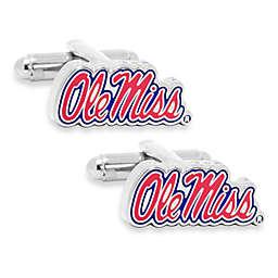 University Of Mississippi Cufflinks
