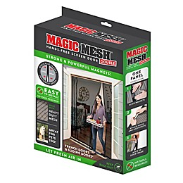 Magic Mesh Double Screen Door