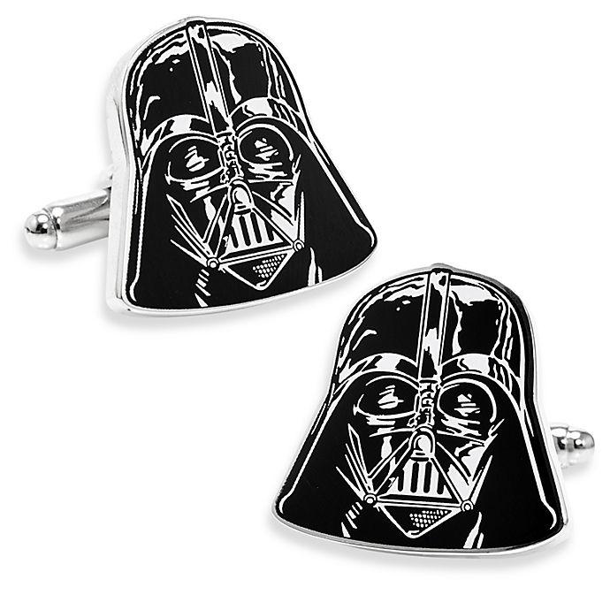 Alternate image 1 for Star Wars™ Darth Vader Head Cufflinks