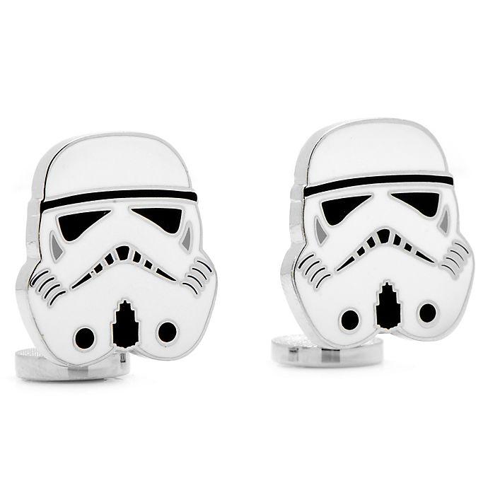 Alternate image 1 for Star Wars™ Storm Trooper Cufflinks