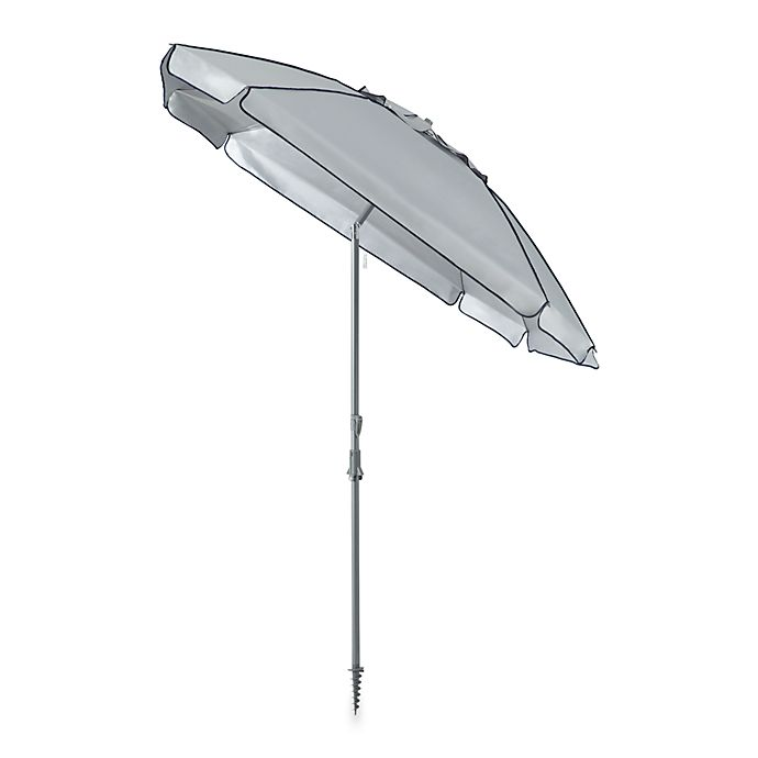 Alternate image 1 for Rio Beach 8-Foot Total Sun Block Beach Umbrella