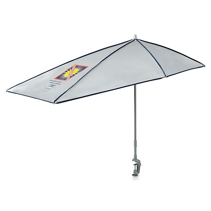 Rio Beach Total Sun Block Clamp Umbrella