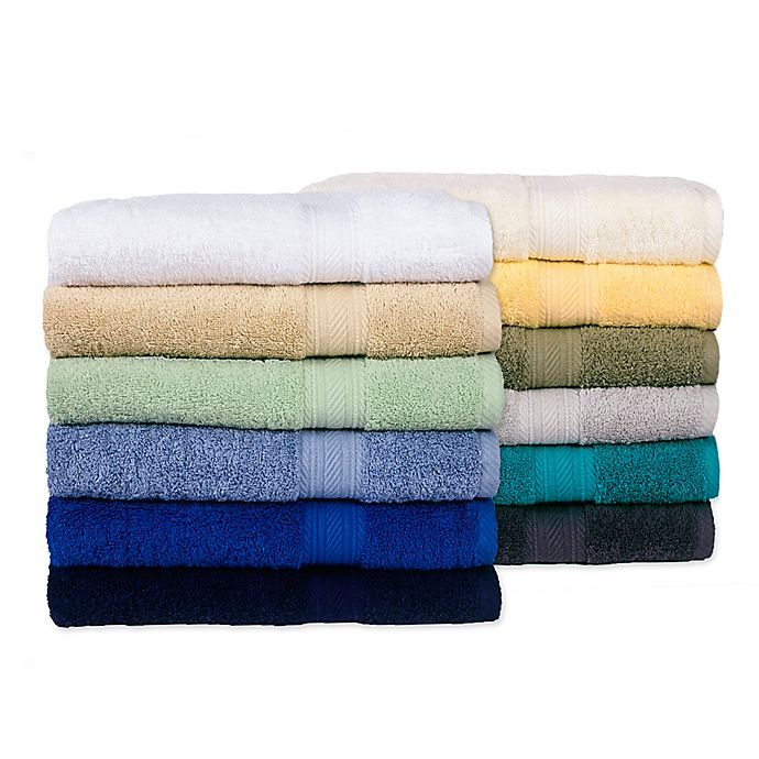 Alternate image 1 for Signature Bath Towel Collection