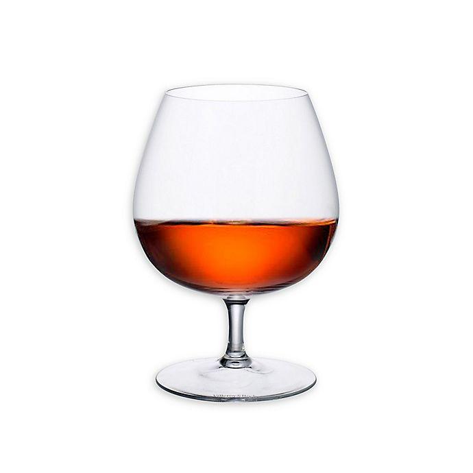 Alternate image 1 for Villeroy & Boch Purismo Brandy Glasses (Set of 4)