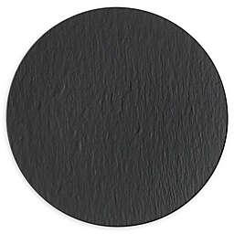 Villeroy & Boch Manufacture Rock Buffet Platter in Black