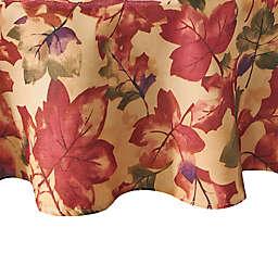 Elrene Harvest Festival 70-Inch Round Tablecloth
