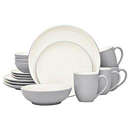 Noritake® Colorwave Coupe 16-Piece Dinnerware Set
