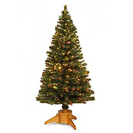 National Tree Company 6-Foot Fiber Optic \