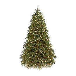 National Tree Company Pre-Lit Jersey Fraser Fir Christmas Tree with Clear Lights