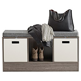 ORG 3-Cube Storage Bench