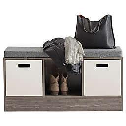 ORG 3-Cube Storage Bench