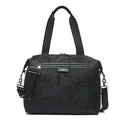 Storksak® Stevie Luxe Diaper Bag in Camo Black