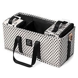 Petunia Pickle Bottom® Flat Pack Grid Caddy Starter Kit in Birch/Black