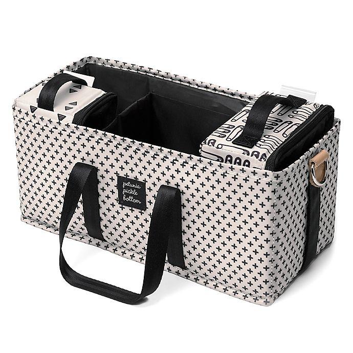 Alternate image 1 for Petunia Pickle Bottom® Flat Pack Grid Caddy Starter Kit in Birch/Black