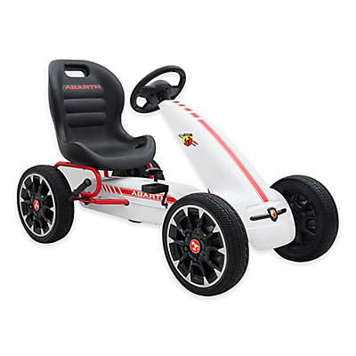 Blazin Wheels Go Kart Pedal Ride On Toy