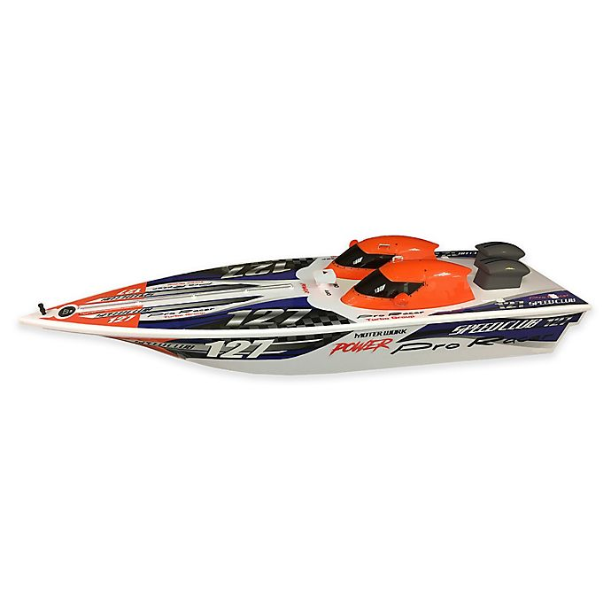 Alternate image 1 for Golden Bright 2.4-GHz Remote Controlled Pro Racer Boat