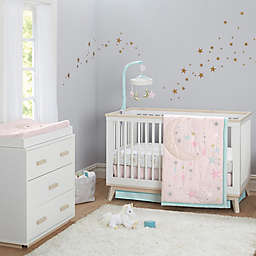 Just Born® One World™ Love & Sugar Crib Bedding Collection