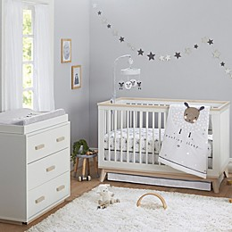Just Born® One World™ Counting Sheep Crib Bedding Collection