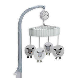 Just Born® One World™ Counting Sheep Musical Mobile in Grey