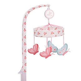 Just Born® One World™ Collection Blossom Musical Mobile in Pink