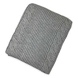 Nipperland® Breeze Throw Blanket in Platinum