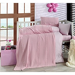 Nipperland® Heritage Natural 6-Piece Crib Bedding Set