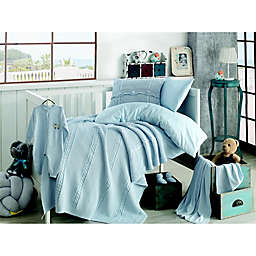 Nipperland® Heritage Natural 6-Piece Crib Bedding Set