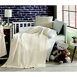 Nipperland® Heritage Natural 6-Piece Crib Bedding Set in Cream