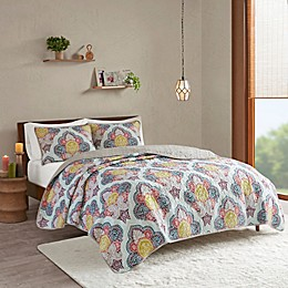 Intelligent Design Isadora Reversible Coverlet Set