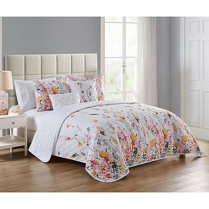 Alternate image 1 for VCNY Home Misha Quilt Set in Multi