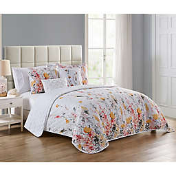 VCNY Home Misha Quilt Set in Multi