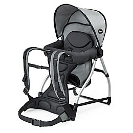 Chicco® SmartSupport Backpack Baby Carrier in Grey