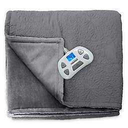 Therapedic® Quilted Medallion Warming Blanket