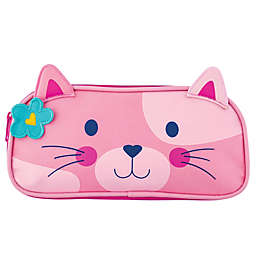 Stephen Joseph Cat Pencil Pouch
